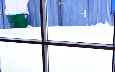 Draußen Winter-Wunderwelt…